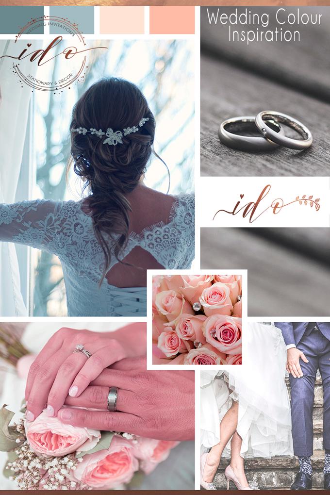 Sunday Wedding  Inspiration-Grey-and-Blush