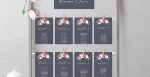 Wedding Seating Plans-Any style, any theme