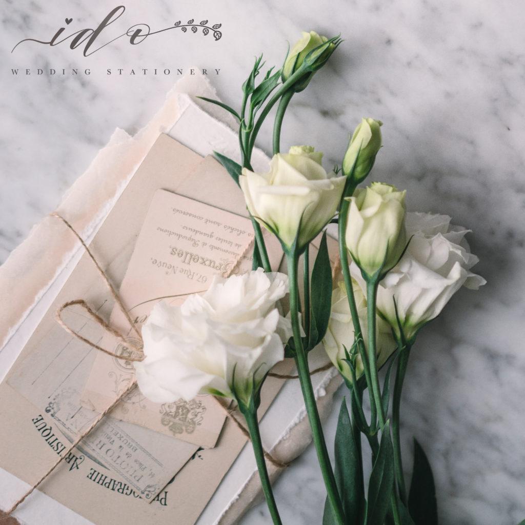 I do Wedding Stationery