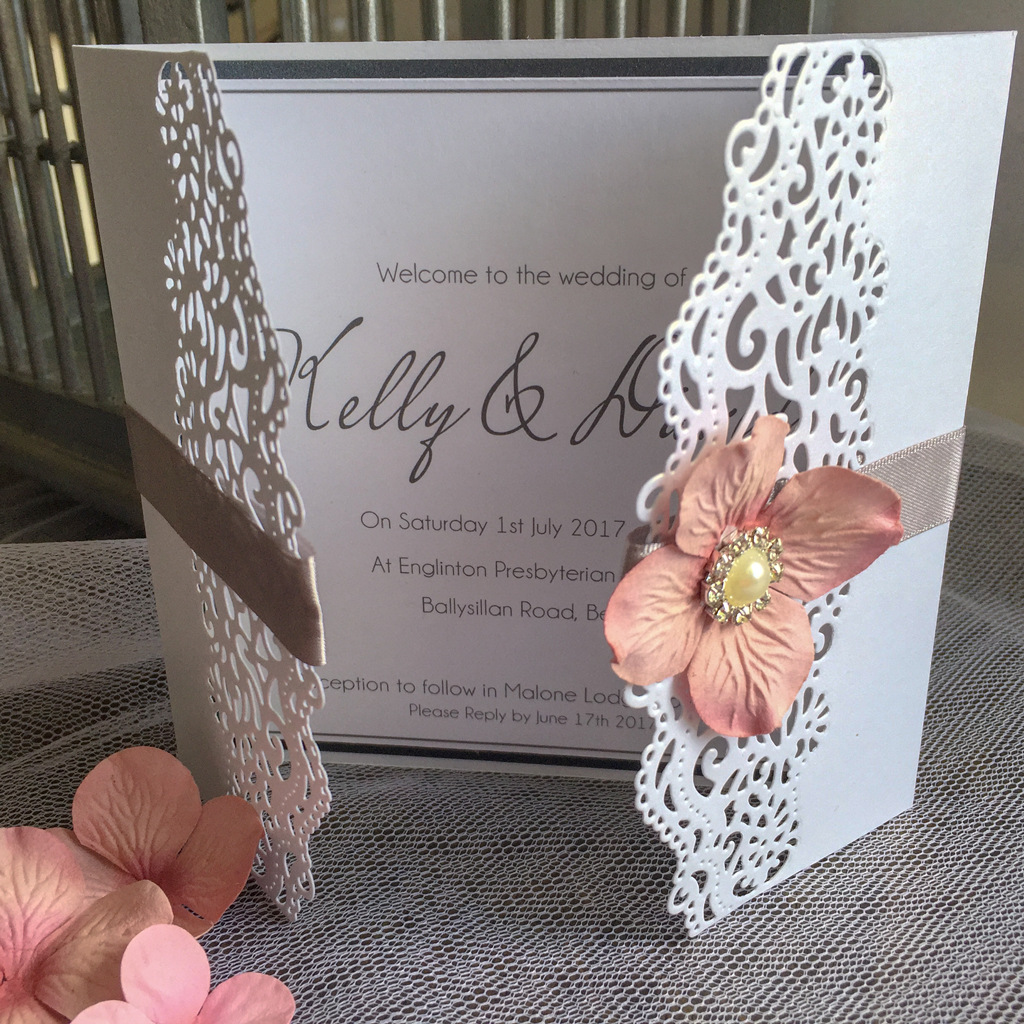 Kelly Wedding Invitation Suite