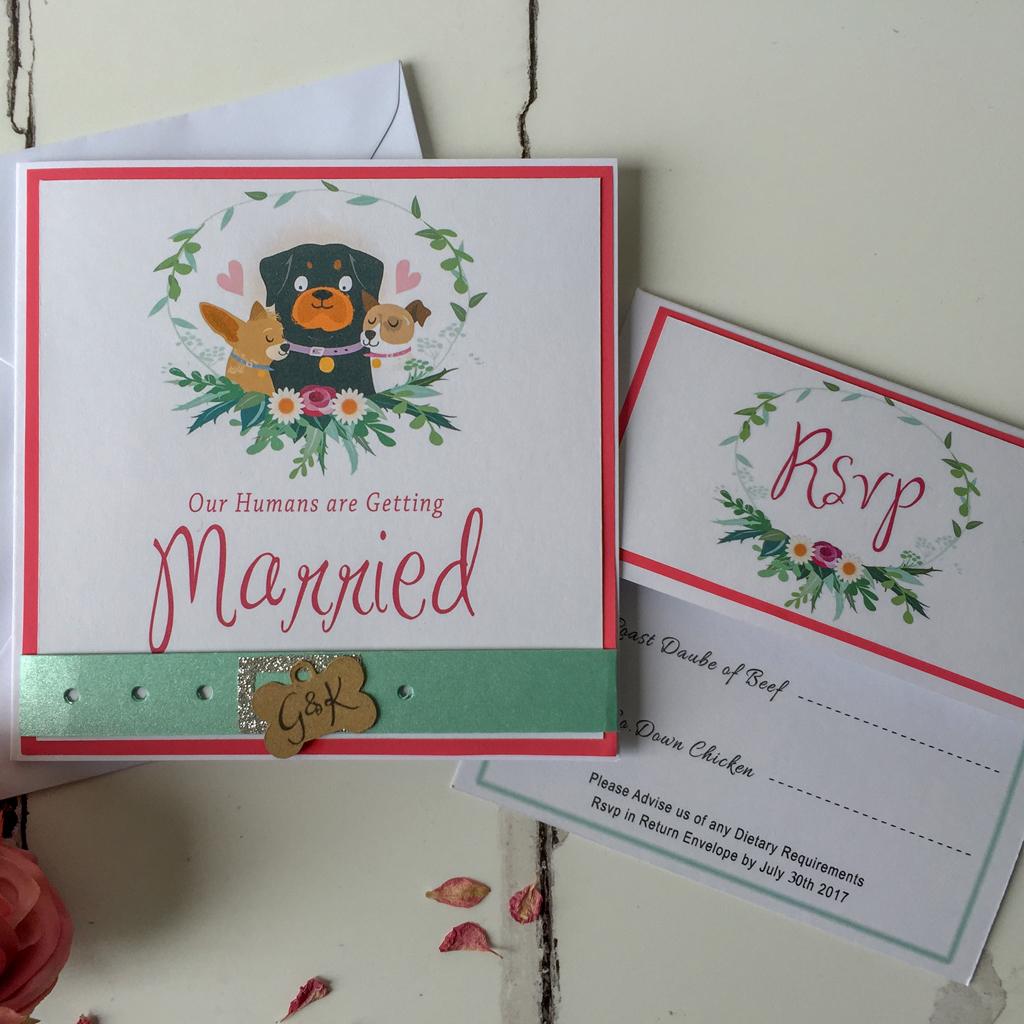 Gemma Wedding Invitation Suite