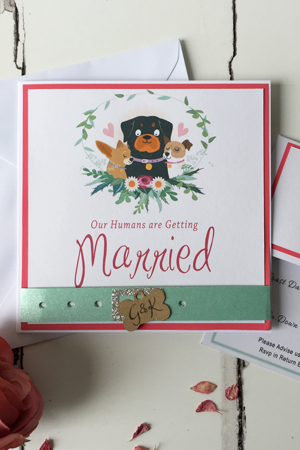 Gemma Wedding Invitations