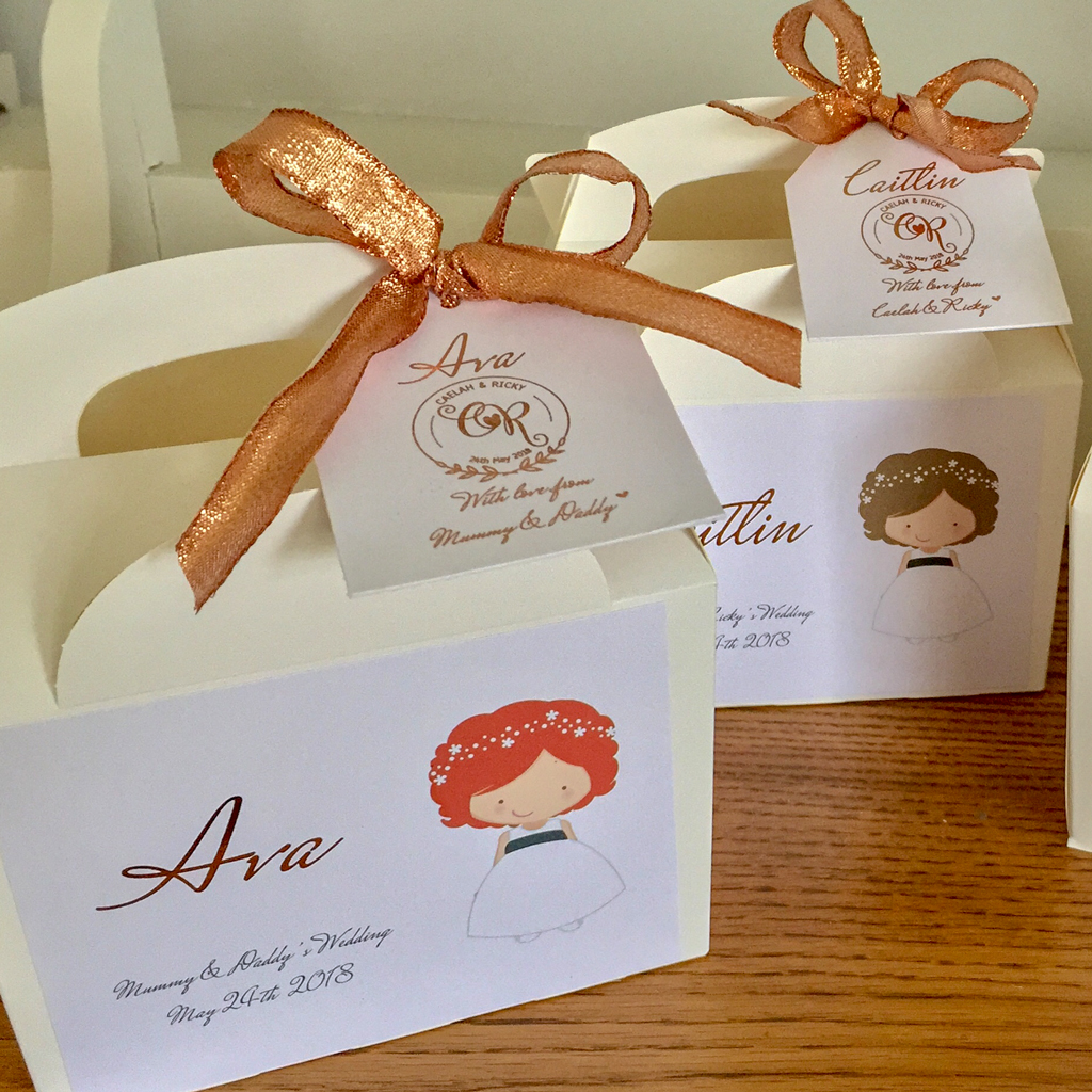 Childrens Wedding Favours