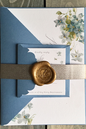 Michelle Wedding Invitation