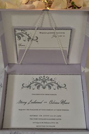 Stacy Wedding Invitation