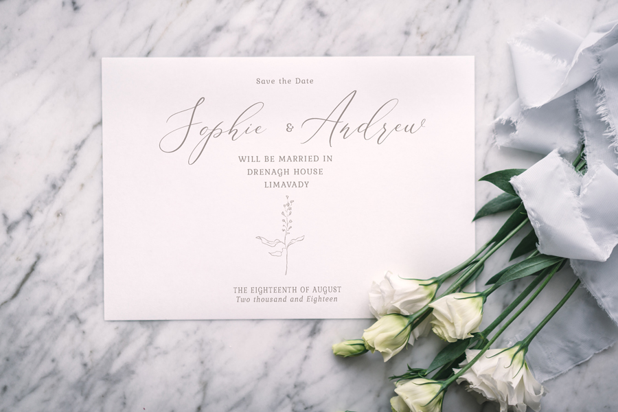 I DO Wedding Stationery