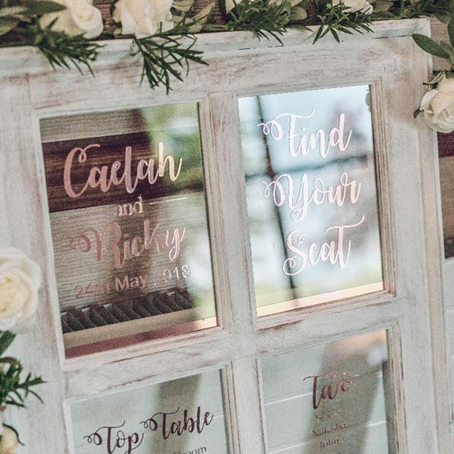 As well as Wedding Invitations, I Do also provides 'On the day' Stationery, Table Plans, Guest name cards, table numbers, and favours. Everything you need for your magical day